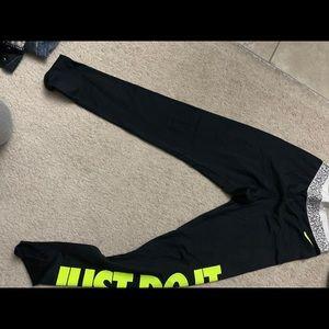Nike pro leggings!